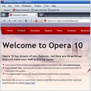 how to delete history in opera